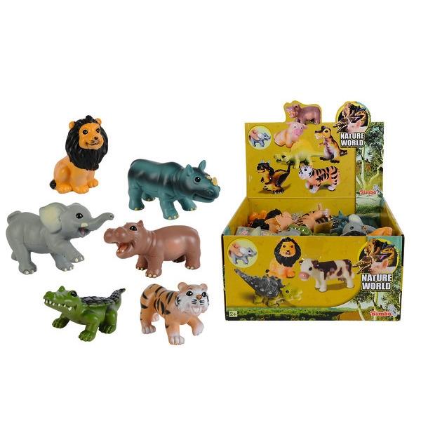 SIMBA Dzikie Zwierzęta mix (104340724)