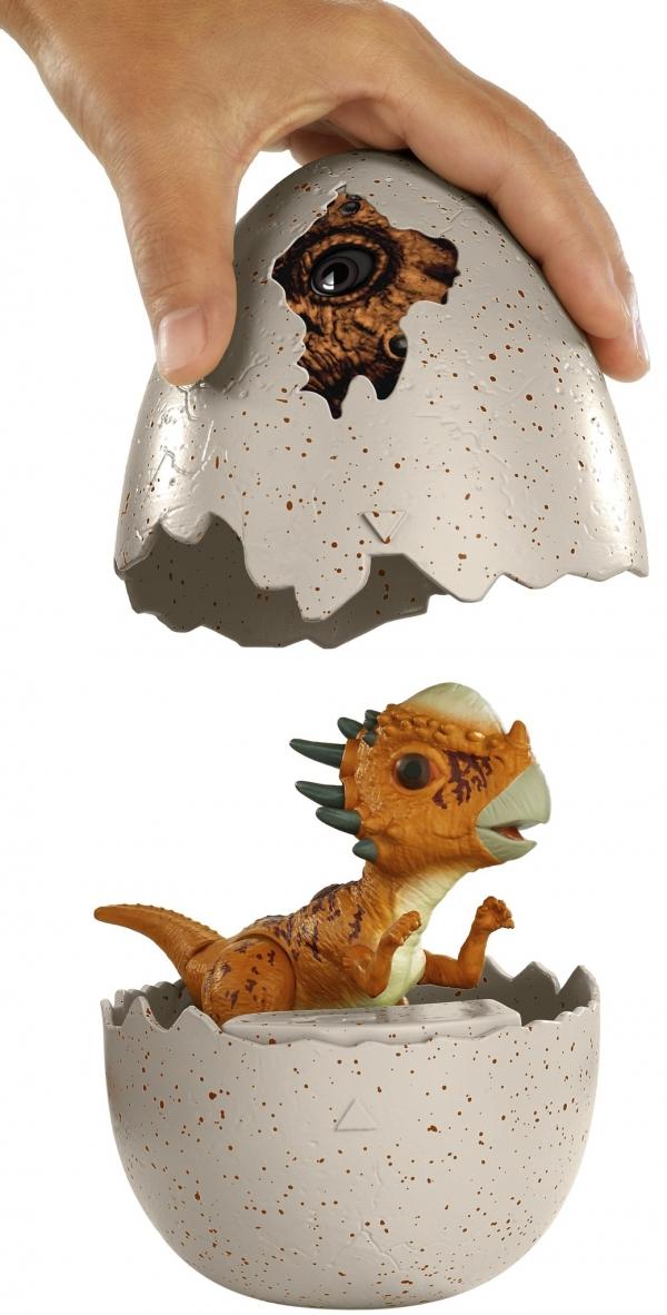 Jajkozaury: Wykluwający się dinozaur - Stygimoloch (FMB91/FMB95)