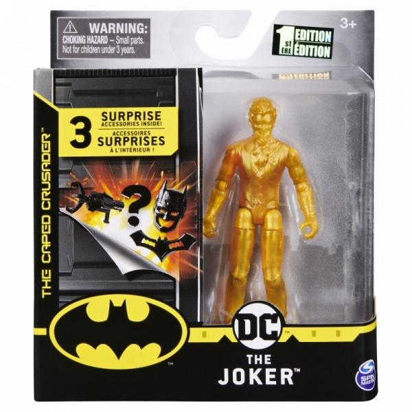 Figurka Batman 10 cm Joker S1V4 Super Rare M1 (6055946/20125783)