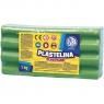 Plastelina Astra, 1 kg - zielona jasna (303111016)