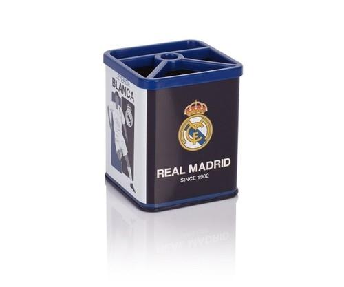 Przybornik metalowy Real Madrid