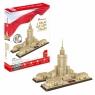 Puzzle 3D: Pałac Kultury i Nauki - zestaw XL