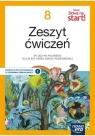 NOWE Słowa na start! 8. Zeszyt ćwiczeń do języka polskiego dla klasy ósmej szkoły podstawowej