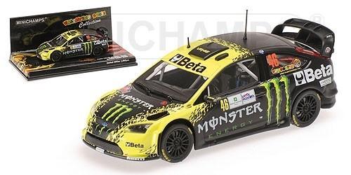 MINICHAMPS Ford Focus WR C Beta/Monster