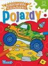 Kolorowanki przedszkolaka Pojazdy