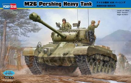 HOBBY BOSS M26 Pershing Heavy Tank (82424)