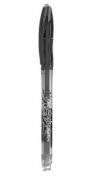 Długopis żelowy zmazywalny BIC Gelocity Illusion czarny