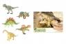Epoka dinozaurów-dinozaur w kartoniku mix