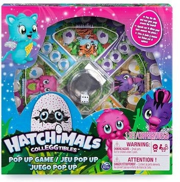 Gra HATCHIMALS Pop Up (6044182)