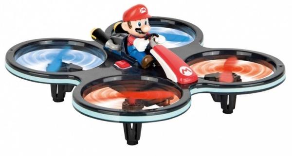 RC Mini Mario-Copter 5,5x15,5x16,5 cm (503024)