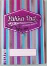 Zeszyt B5/60K kratka Americano pink