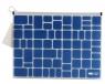 Teczka B4 PP z suwakiem Trend Blue (447652)