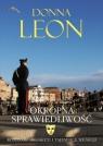 Okropna sprawiedliwość Leon Donna