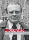 Obecność (Uszkodzona okładka)Wspomnienia o Czesławie Miłoszu Romaniuk Anna