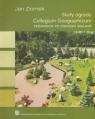 Skały ogrodów Collegium Geographicum