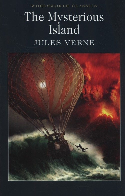 The Mysterious Island Verne Jules