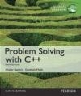Problem Solving with C++: Global Edition Walter Savitch