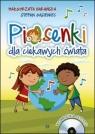 Piosenki dla ciekawych świata Książka + 2 płyty CD Barańska Małgorzata, Gąsieniec Stefan