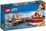 Lego City: Pożar w dokach (60213)