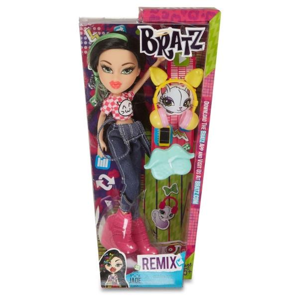 MGA Bratz Remix Doll, Jade (540250)