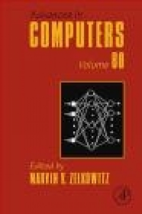 Advances in Computers: Volume 80 Marvin Zelkowitz