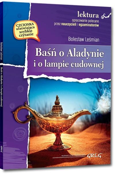 Baśń o Aladynie i o lampie cudownej Bolesław Leśmian