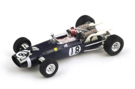 Cooper T81 #18 Jo Siffert