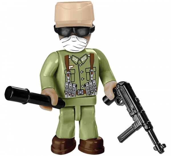 Cobi: Small Army WWII. Rommel's Mammoth - wóz dowodzenia (2525)