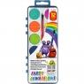 Farby akwarelowe Fun&Joy, 12 kolorów