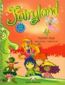 Fairyland 4 Teacher's Book Szkoła podstawowa Dooley Jenny, Evans Virginia