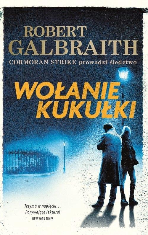Wołanie kukułki Galbraith Robert