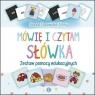 Mówię i czytam Słówka Zestaw pomocy edukacyjnych Łozowicka-Zimny Joanna