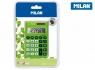 Kalkulator kieszonkowy Milan - zielony (150908GBL)