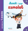 Janek i jego samolot