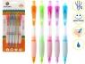Długopisy 5 kolorów Scaling