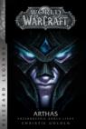 World of WarCraft Arthas Przebudzenie króla Lisza Golden Christie