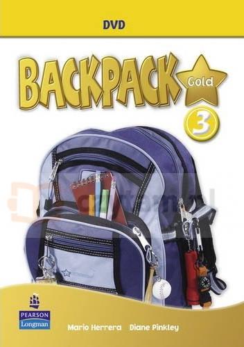 Backpack Gold 3 DVD Diane Pinkley, Mario Herrera