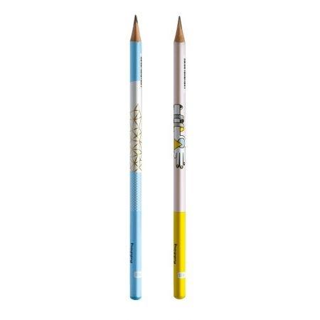 Ołówek trójkątny Style HB Happy Color (HA 3110 01MM)