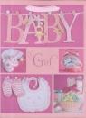 Torebka prezentowa M Baby Girl 1328-01