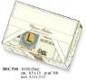 Papeteria box 10 kartek i 10 kopert BSC 510