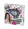 Zestaw do makijażu Atelier Glamour - Kolorowe Paznokcie i usta (02525)