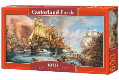 Puzzle Battle at the Sea 600 (B-060252)