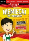 Niemiecki To Proste! 7-13 lat Gry, zagadki i ćwiczenia językowe
