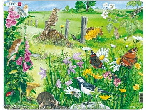 Puzzle Natura 20