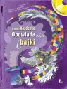 Opowiadania i bajki Książka z płytą CD
