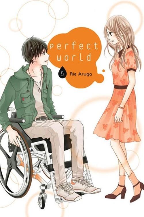 Perfect World #05 Aruga Rie