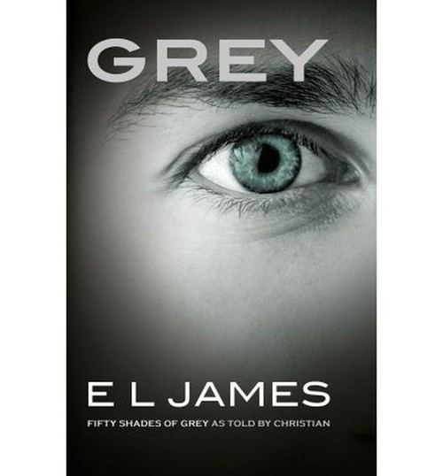 Grey Fifty Shades of Grey as told by Christian James E. L.