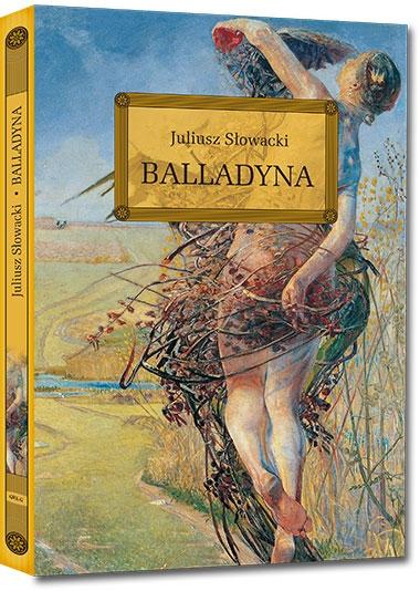 Balladyna (Uszkodzona okładka) Juliusz Słowacki