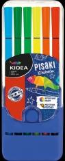 Pisaki w pudełku Kidea 12 kolorów