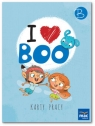I love Boo. Język angielski poziom B. Karty pracy